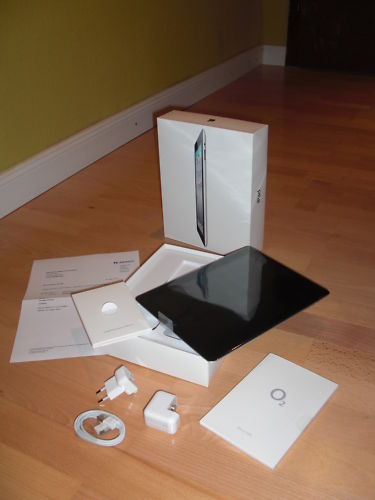 Apple iPad 2 64GB Wi-Fi + 3G New Sealed - объявления Ri.kz