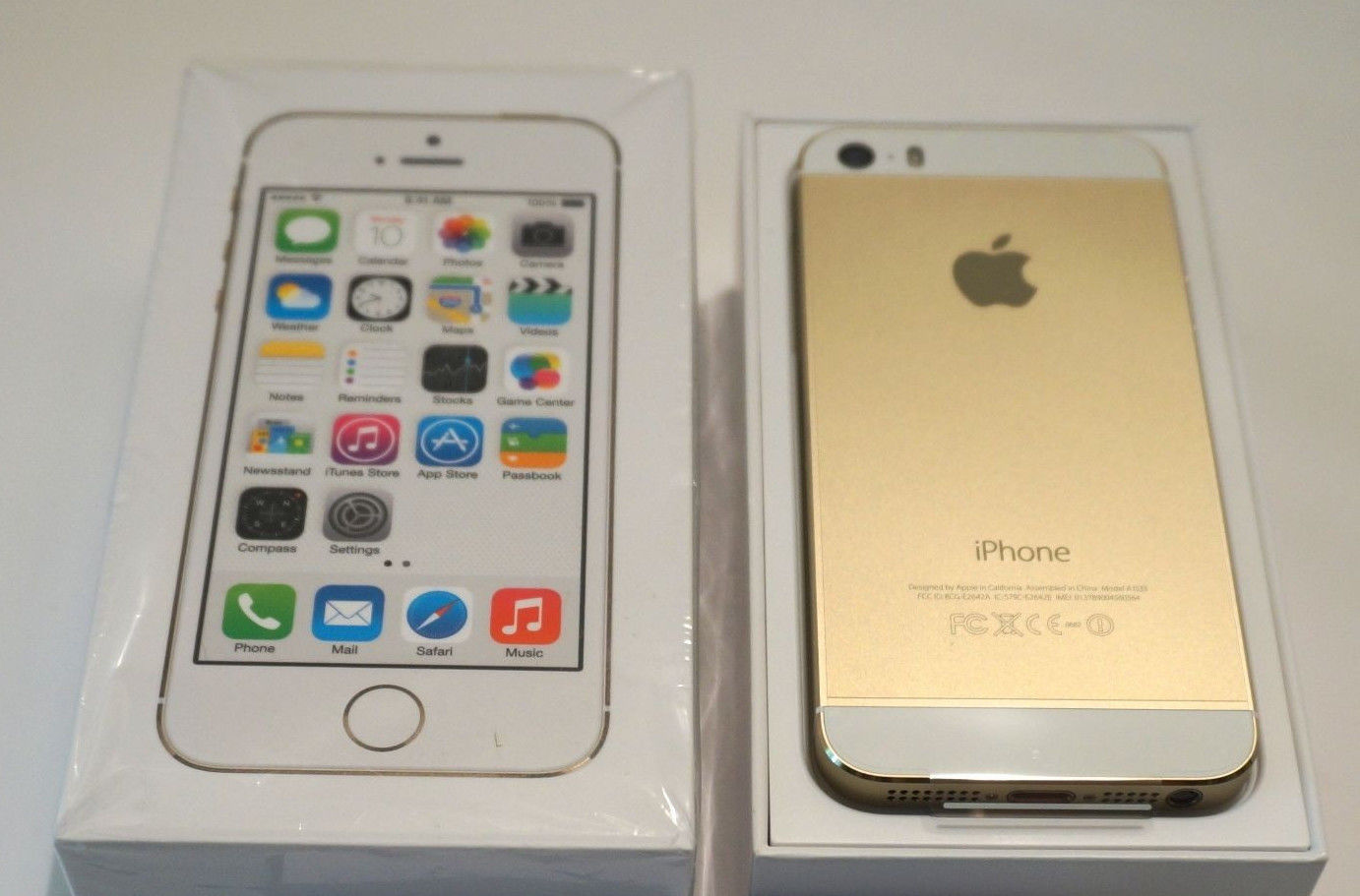 M: Apple iPhone 5S 64GB M: Apple iPhone 6 (GSM Apple iPhone 5S review: Same look