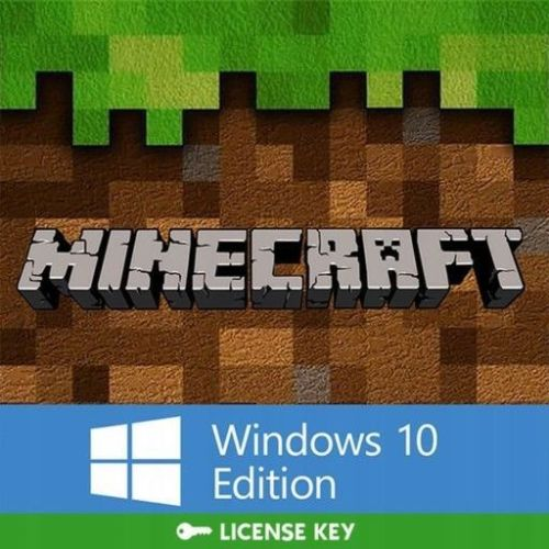 Minecraft Windows 10 Edition PC, ACTIVATION KEY, FULL GAME - объявления Ri.kz